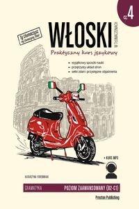 Włoski w tłumaczeniach Gramatyka 4 Książka + mp3 online