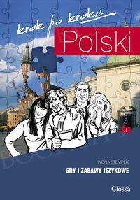 Polski krok po kroku 2 Gry i zabawy językowe 2