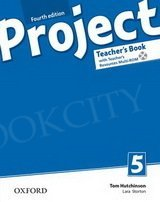 Project 5 (4th Edition) Teacher's Book Pack (without CD-ROM)
