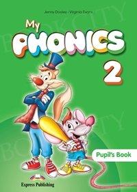 My Phonics 2 Short Vowels podręcznik