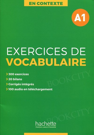 En Contexte: Exercices de vocabulaire A1 podręcznik