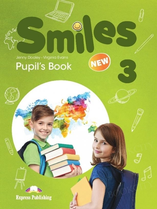 New Smiles 3 podręcznik