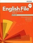 English File Upper-Intermediate (4th Edition) Workbook with Key