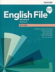 English File Advanced (4th Edition) Workbook with Key