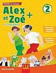 Alex et Zoe plus 2 podręcznik