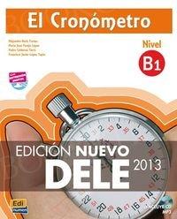 El Cronómetro Nivel B1 - Edición Nuevo podręcznik