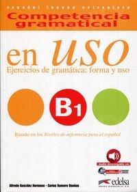 En Uso B1. Ejercicios de gramatica forma y uso (2018) Libro + audio online