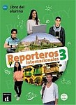 Reporteros internacionales 3 Podręcznik + CD mp3