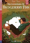 The Adventures of Huckleberry Finn Książka + audio mp3