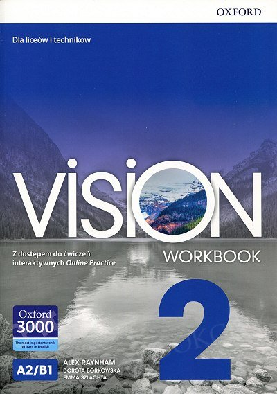 Vision 2 Ćwiczenia z Online Practice Pack