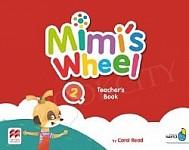 Mimi's Wheel 2 Książka nauczyciela + kod do NAVIO