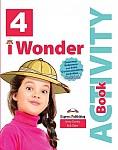 I Wonder 4 Activity Book + DigiBook