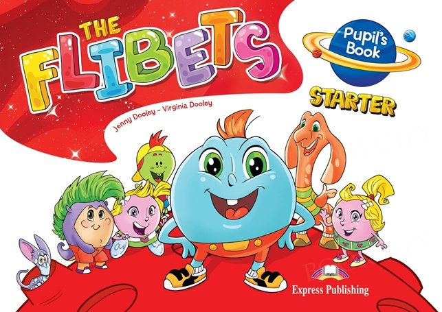 The Flibets Starter Pupil's Book