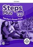 Steps Plus dla klasy 7 Teacher's Power Pack z kodem dostępu do CPT i Online Practice