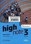 High Note 3 Student's Book + kod (Digital Resources + Interactive eBook)