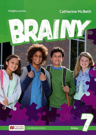 Brainy klasa 7 Książka ucznia