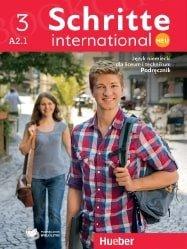 Schritte international neu 3 (edycja polska) Podręcznik + kod do wersji cyfrowej podręcznika