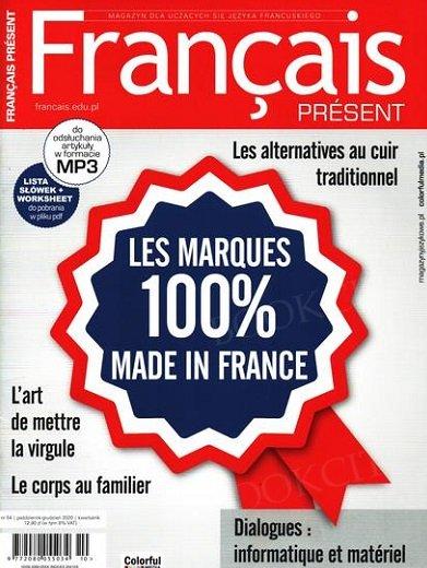 Français Présent nr 54 październik - grudzień 2020