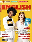 English Matters - Magazyn dla uczących się języka angielskiego numer 85 - listopad - grudzień 2020