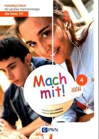 Mach mit! neu 4 (2020) Podręcznik do języka niemieckiego dla klasy 7