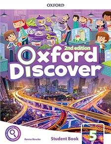 Oxford Discover 5 2nd edition Student Book
