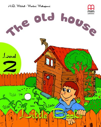 The Old House Book with CD