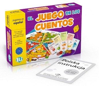 El Juego de los cuentos - gra językowa