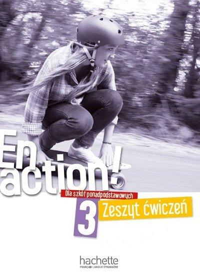En Action 3 (szkoły ponadpodstawowe) Zeszyt ćwiczeń + audio mp3 on-line