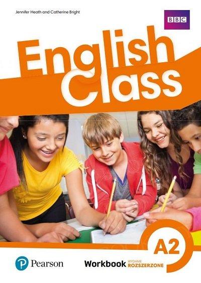 English Class A2 Zeszyt ćwiczeń + Online Homework (materiał ćwiczeniowy) wydanie rozszerzone