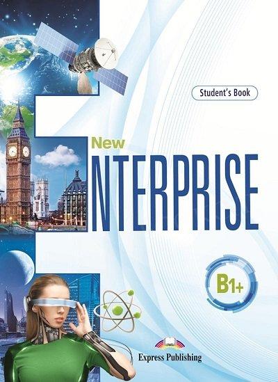 New Enterprise B1 + Podręcznik papierowy (edycja polska, wieloletnia)