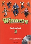 Winners 3 Student's Book DVD Pack