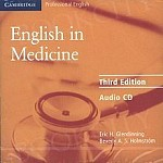 English in Medicine Third Edition Audio CD