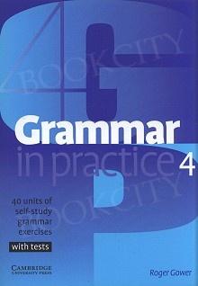 Grammar in Practice 4