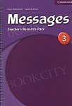 Messages 3 Teacher's Resource Pack