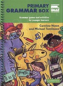 Primary Grammar Box Book