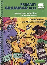 Primary Grammar Box Book