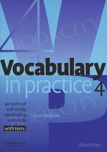 Vocabulary in Practice 4 Intermediate
