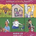 Macmillan Children's Readers - Audio CD - poziom 3-4