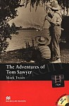The Adventures of Tom Sawyer Book and CD