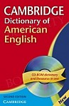 Cambridge Dictionary of American English, 2nd edition Paperback with CD-ROM
