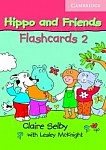 Hippo and Friends Level 2 Flashcards (pack of 64)