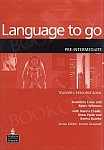 Language to Go Pre-Intermediate Teacher's Resource Book