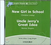 New Girl In School / Uncle Jerry's Great Idea (Audio CD) New Girl In School / Uncle Jerry's Great Idea (Audio CD)