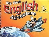 My First English Adventure 1 książka nauczyciela