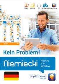 Niemiecki Kein Problem! Mobilny kurs językowy (poziom średni B1) Książka + kod dostępu
