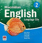 Macmillan English 2 Language CD (2)