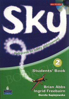 Sky 2 Student's Book plus CD-ROM