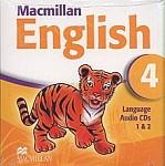 Macmillan English 4 Language CD (2)
