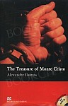 The Treasure of Monte Christo Book and CD