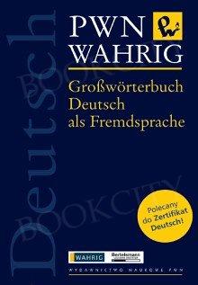 Wahrig Großwörterbuch Deutsch als Fremdsprache